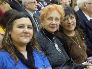 Zulma Prina en Biblioteca Alberdi, Caseros, Premio SADE Tres de Febrero 2017