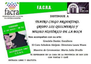 FACRA - Casa de San Luis