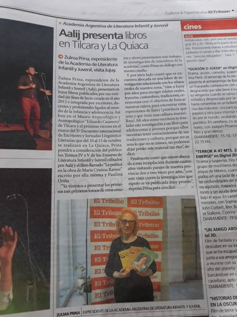 La poética de la obra de María Cristina Ramos