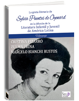 La gesta literaria de Sylvia Puentes de Oyenard